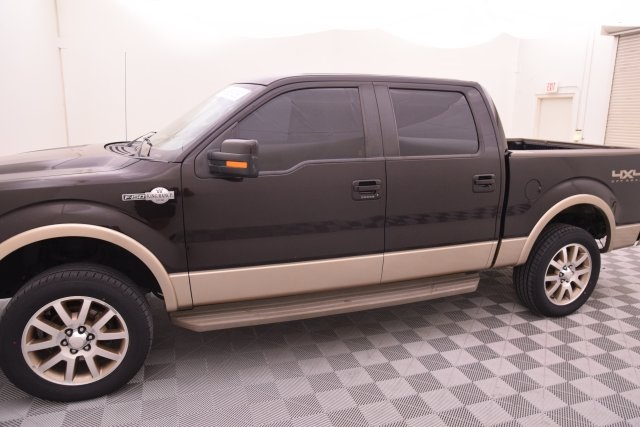 2014 F-150 Super Cab 4x4 Pickup #F22128F - photo 7
