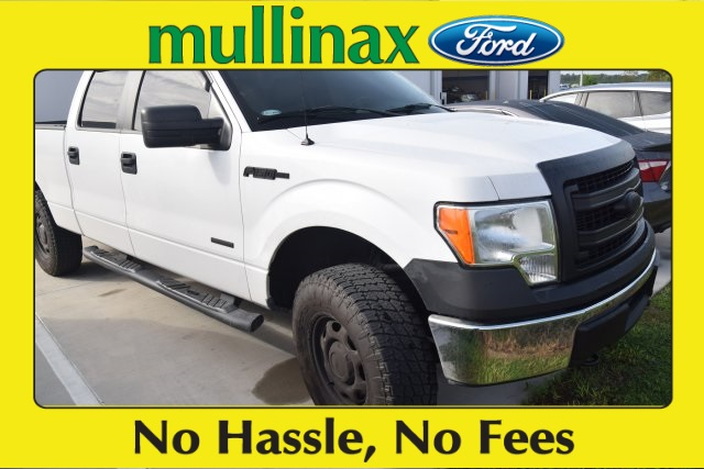 2014 F-150 Crew Cab 4x4, Pickup #F69754 - photo 3