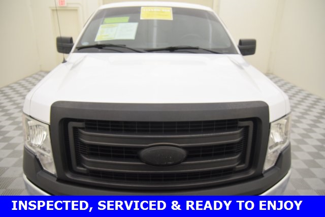 2014 F-150 Crew Cab 4x4, Pickup #F69754 - photo 7