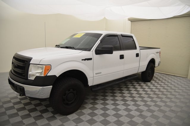 2014 F-150 Crew Cab 4x4, Pickup #F69754 - photo 13