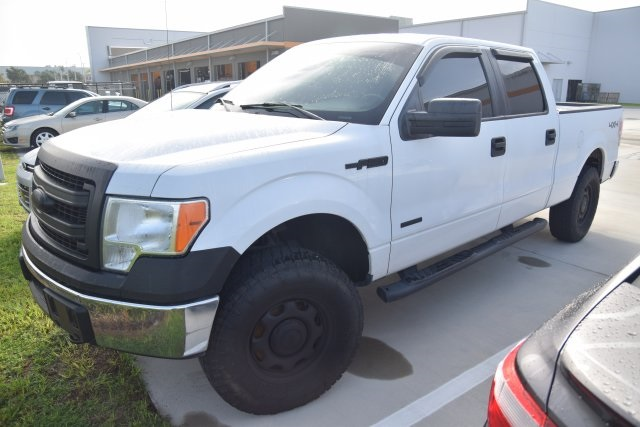 2014 F-150 Crew Cab 4x4, Pickup #F69754 - photo 6