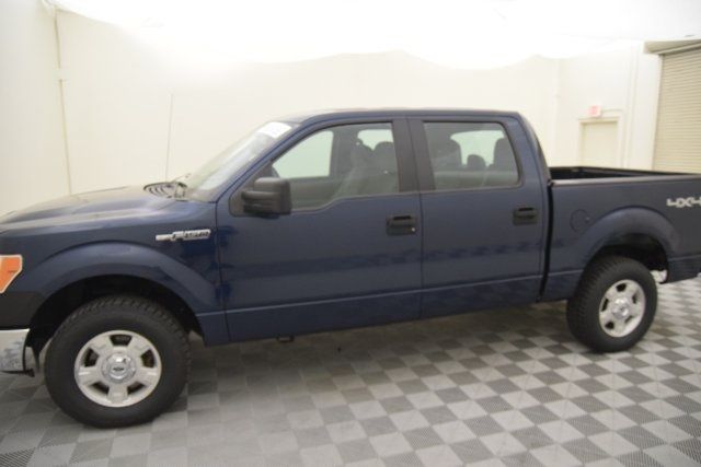 2014 F-150 SuperCrew Cab 4x4, Pickup #F72098F - photo 5