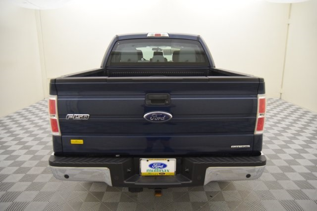 2014 F-150 SuperCrew Cab 4x4, Pickup #F72098F - photo 19