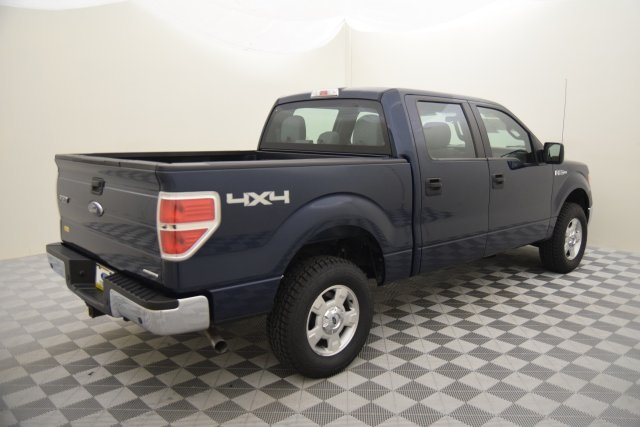 2014 F-150 SuperCrew Cab 4x4, Pickup #F72098F - photo 2