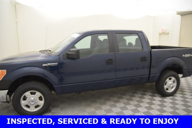 2014 F-150 SuperCrew Cab 4x4, Pickup #F72098F - photo 20