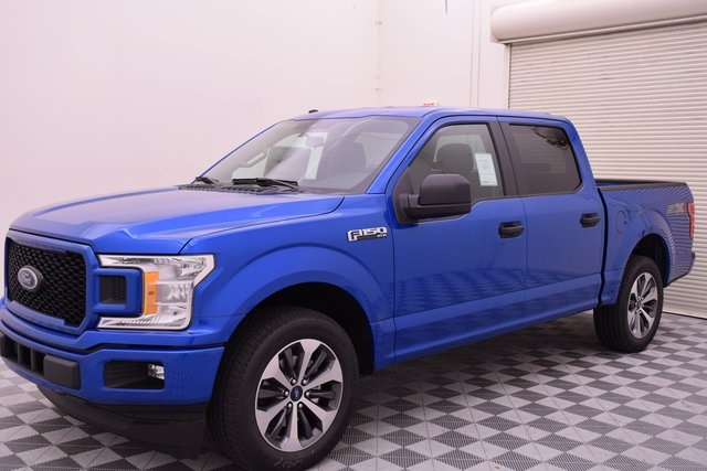 2019 F-150 SuperCrew Cab 4x2,  Pickup #FA08166 - photo 4