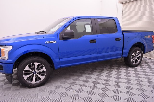 2019 F-150 SuperCrew Cab 4x2,  Pickup #FA08166 - photo 5