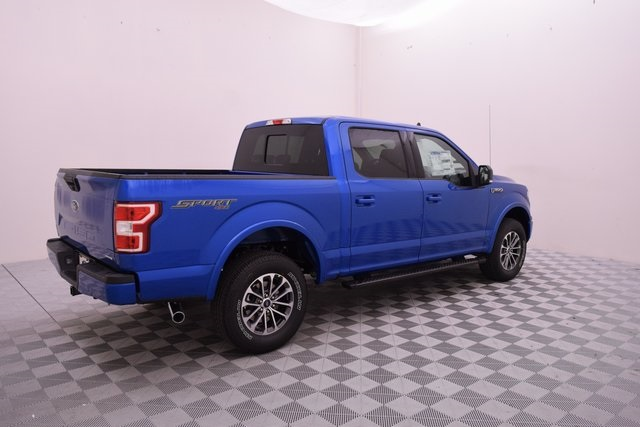 2019 F-150 SuperCrew Cab 4x4,  Pickup #FA53582 - photo 2