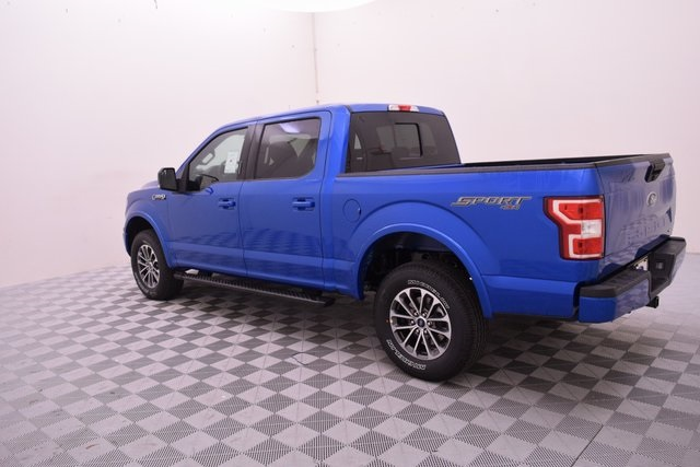 2019 F-150 SuperCrew Cab 4x4,  Pickup #FA53582 - photo 3
