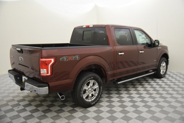 2017 F-150 Crew Cab 4x4 Pickup #FA57617 - photo 2
