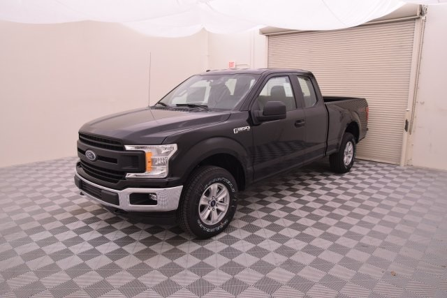 2018 F-150 Super Cab 4x4 Pickup #FB09244 - photo 4