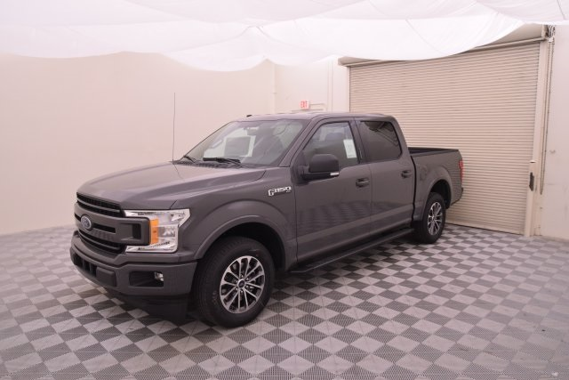 2018 F-150 SuperCrew Cab 4x2,  Pickup #FB64723 - photo 4