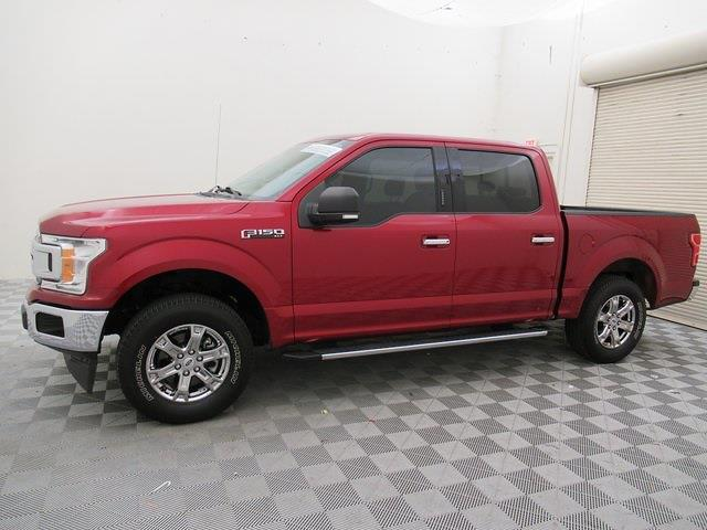 2018 F-150 SuperCrew Cab, Pickup #FB64733 - photo 5