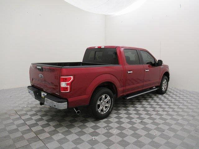 2018 F-150 SuperCrew Cab, Pickup #FB64733 - photo 9