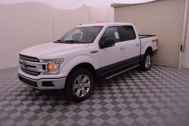 2018 F-150 SuperCrew Cab 4x4,  Pickup #FB80921 - photo 4