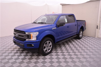 2018 F-150 SuperCrew Cab 4x4,  Pickup #FB80925 - photo 4
