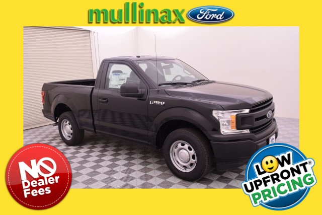 2018 F-150 Regular Cab 4x2,  Pickup #FC38403 - photo 1