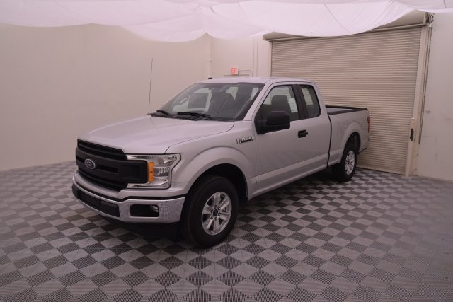 2018 F-150 Super Cab, Pickup #FC38431 - photo 4
