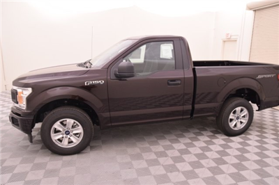 2018 F-150 Regular Cab, Pickup #FC44050 - photo 5