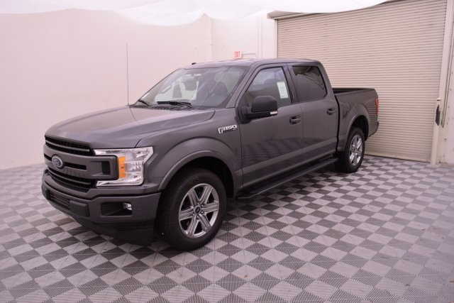 2018 F-150 SuperCrew Cab 4x2,  Pickup #FC60623 - photo 4