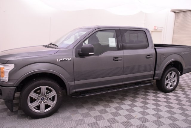 2018 F-150 SuperCrew Cab 4x2,  Pickup #FC60623 - photo 5