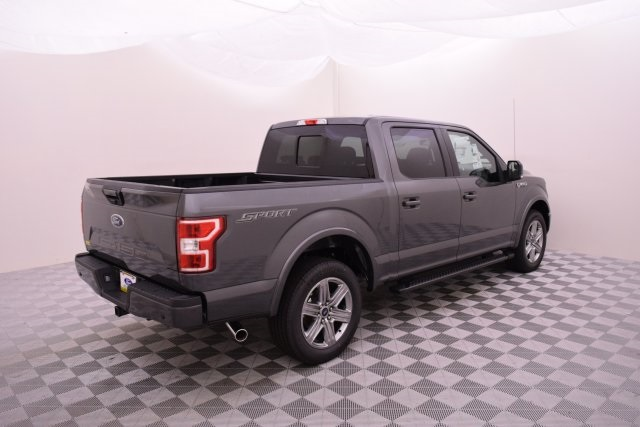 2018 F-150 SuperCrew Cab 4x2,  Pickup #FC60623 - photo 2