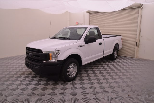 2018 F-150 Regular Cab Pickup #FC73263 - photo 4
