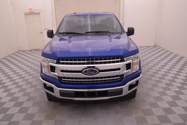 2018 F-150 SuperCrew Cab, Pickup #FC77402 - photo 3