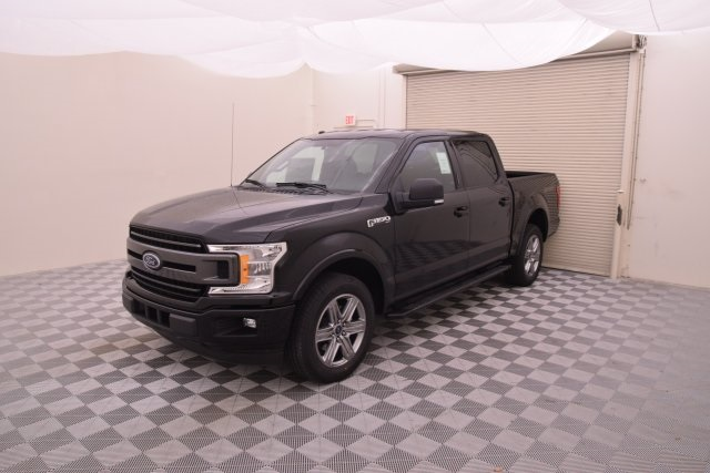 2018 F-150 Crew Cab Pickup #FC77405 - photo 4