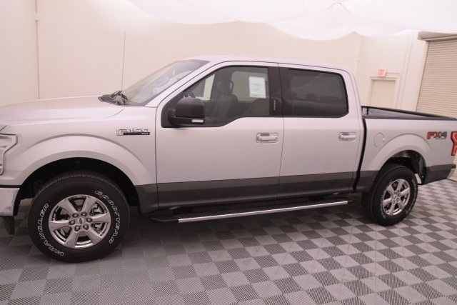 2018 F-150 SuperCrew Cab 4x4,  Pickup #FD13881 - photo 5