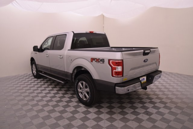 2018 F-150 SuperCrew Cab 4x4,  Pickup #FD13881 - photo 6