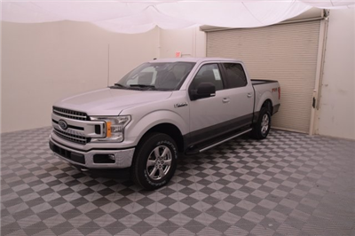 2018 F-150 SuperCrew Cab 4x4,  Pickup #FD13881 - photo 4