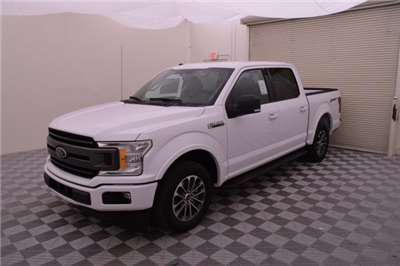 2018 F-150 SuperCrew Cab 4x2,  Pickup #FD50586 - photo 4