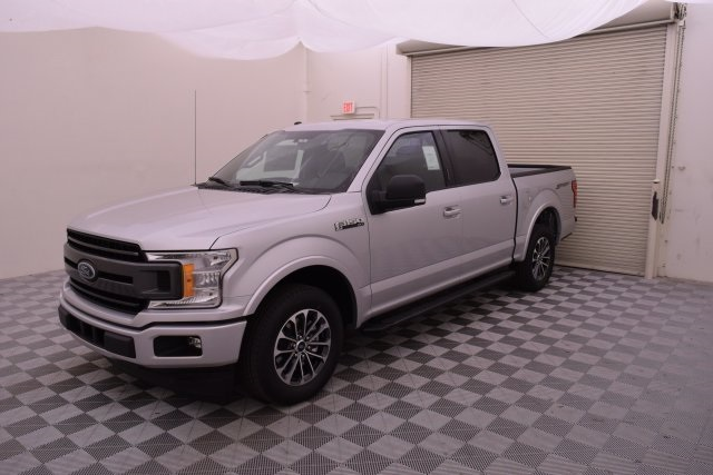 2018 F-150 SuperCrew Cab 4x2,  Pickup #FD50587 - photo 4