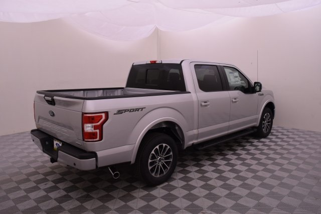 2018 F-150 SuperCrew Cab 4x2,  Pickup #FD50587 - photo 2