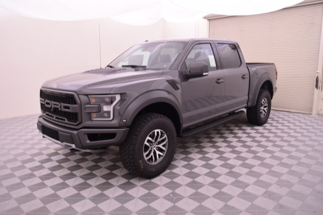 2018 F-150 SuperCrew Cab 4x4,  Pickup #FD73120 - photo 4