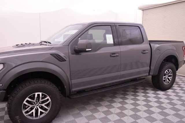 2018 F-150 SuperCrew Cab 4x4,  Pickup #FD73120 - photo 5