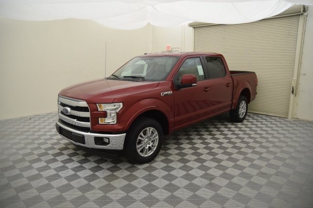 2017 F-150 Super Cab Pickup #FE45807 - photo 4