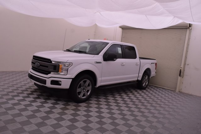 2018 F-150 SuperCrew Cab 4x2,  Pickup #FE64012 - photo 4