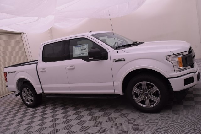 2018 F-150 SuperCrew Cab 4x2,  Pickup #FE64012 - photo 9
