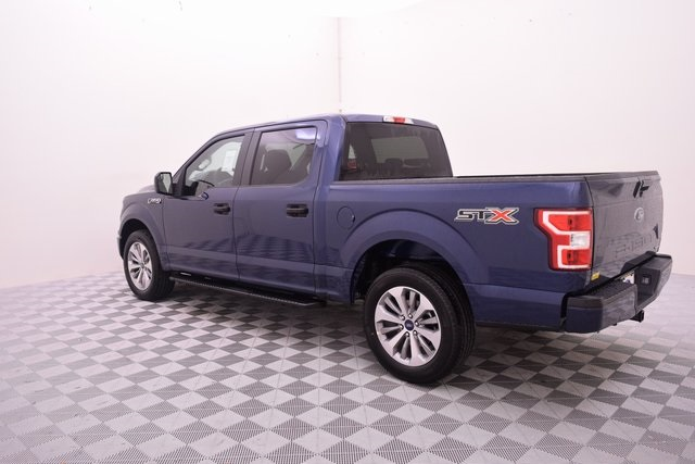 2018 F-150 SuperCrew Cab 4x2,  Pickup #FF68121 - photo 4