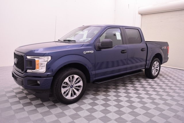 2018 F-150 SuperCrew Cab 4x2,  Pickup #FF68121 - photo 5