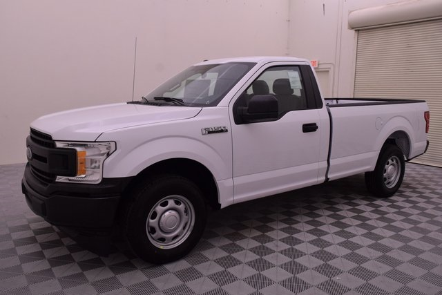 2018 F-150 Regular Cab 4x2,  Pickup #FF87653 - photo 5