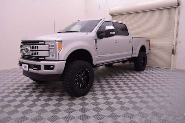2018 F-350 Crew Cab 4x4,  Pickup #HC05306 - photo 4