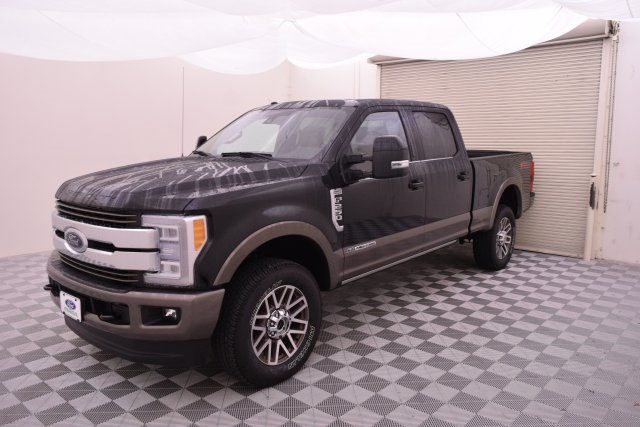 2018 F-250 Crew Cab 4x4,  Pickup #HC53723 - photo 4