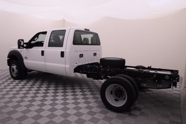 2016 F-550 Crew Cab DRW 4x4, Cab Chassis #HD15519 - photo 7