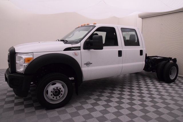 2016 F-550 Crew Cab DRW 4x4, Cab Chassis #HD15519 - photo 5