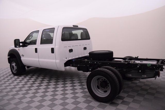 2016 F-550 Crew Cab DRW 4x4, Cab Chassis #HD15520 - photo 5