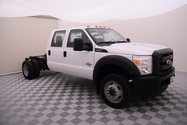 2016 F-550 Crew Cab DRW 4x4, Cab Chassis #HD15520 - photo 6