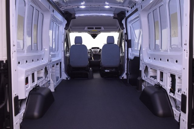 2019 Transit 150 Medium Roof 4x2,  Empty Cargo Van #RA08754 - photo 2